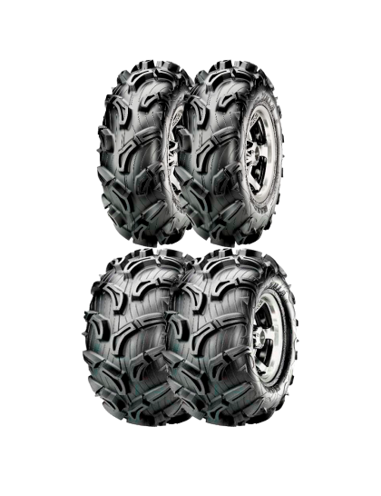 Pack Maxxis Zilla - Juego completo R12